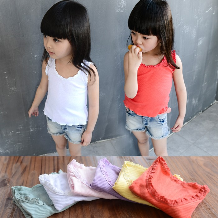 Wholesale Kids Girls Clothes Knitted Sweater Pullover Vest For China Manufacturer