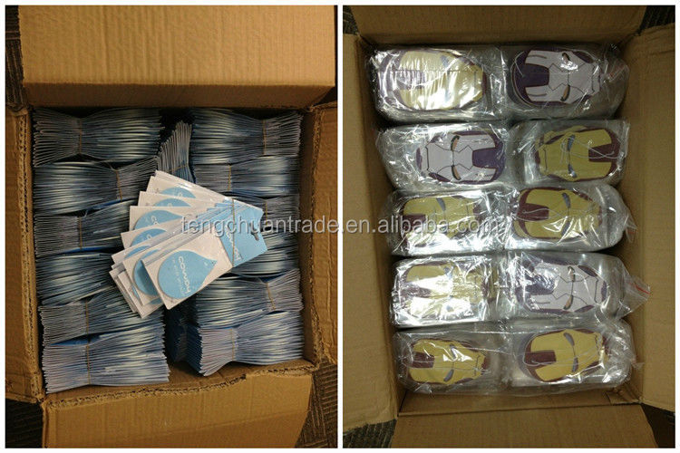 Dry Cleaners Paper Type Paper Air Freshener for Car