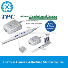 Super tpc vooraf cam tandheelkundige intraorale <span class=keywords><strong>camera</strong></span> met draadloze <span class=keywords><strong>camera</strong></span>& docking station systeem