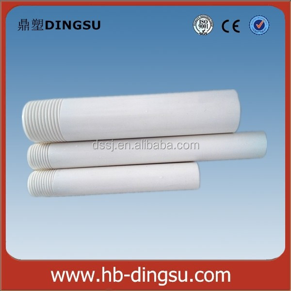 BS standard PVC Water Supply Pipes