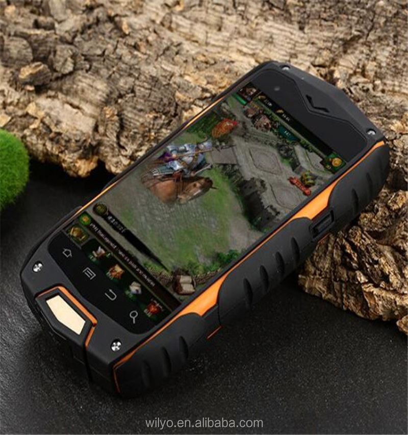 Water proof Shock proof Cell Phone Rugged Phone, Walkie Talkie IP68 Rugged Mobile Phone