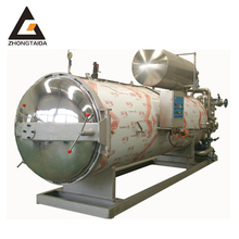 Hot Water Spray Food Retort Autoclave Canned Olive Sterilization Retort Autoclave