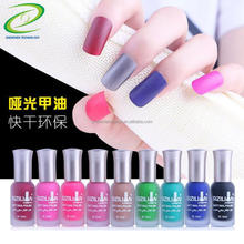 12ml 40 color halal environmental nail polish rose essence inside water base