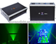 Hot CNI 3W Single Green Laser Man G532nM- green laser man show equipment