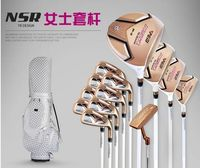 PGM NSR Complete Golf Club Set for Lady