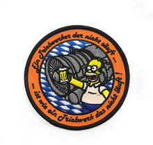Custom Embroidered Patches For Clothing