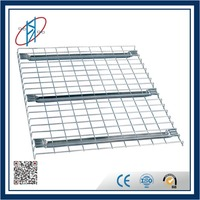 selective pallet rack wire mesh decking panel