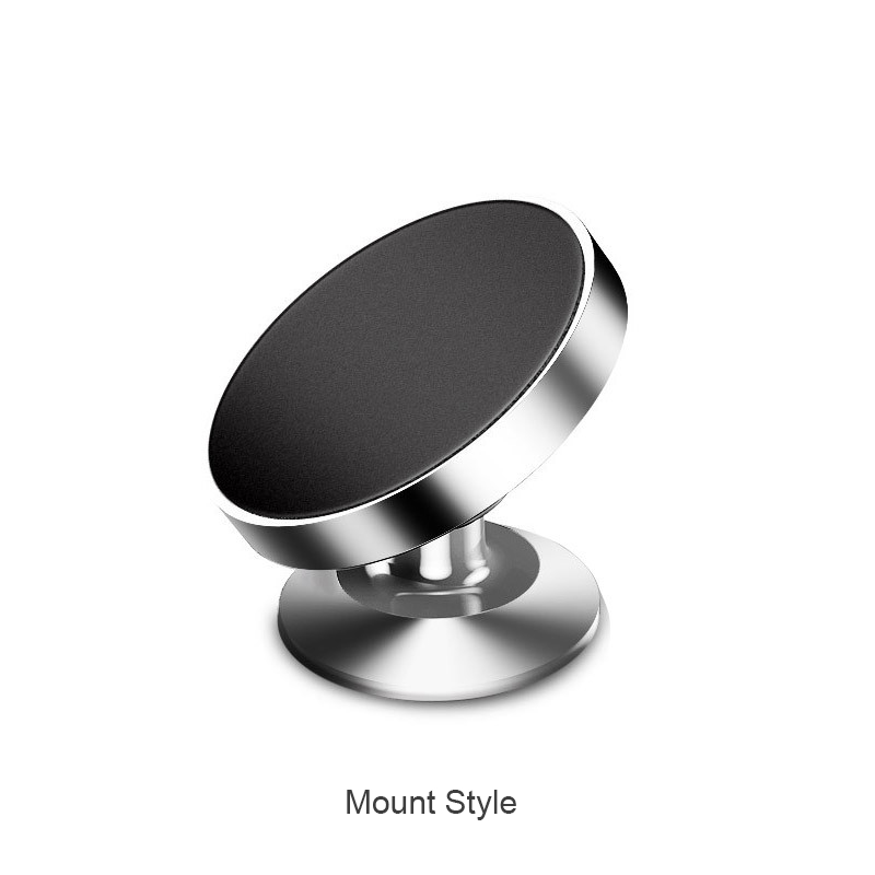 High Quality Metal Powerful Magnet Car Mount Air Vent Car Phone Holder Magnetic for iphone Xs max Xr X
