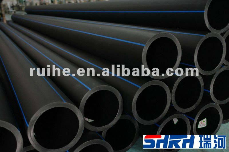 Sanitary 315mm pe pipe for landscaping,irrigation,industrial drainage,infrastructure pipes