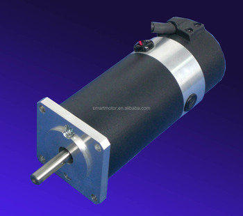 58mm Dc Servo Motor With Encoder 10000 P R Buy Dc Servo