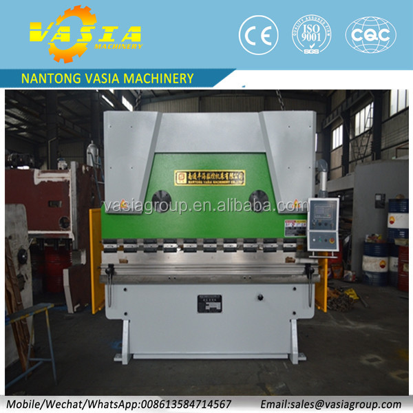 Sheet metal press bending machine superior quality with reasonable price