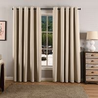 Best choice velvet high quality cream-coloured divider classical home curtain from China