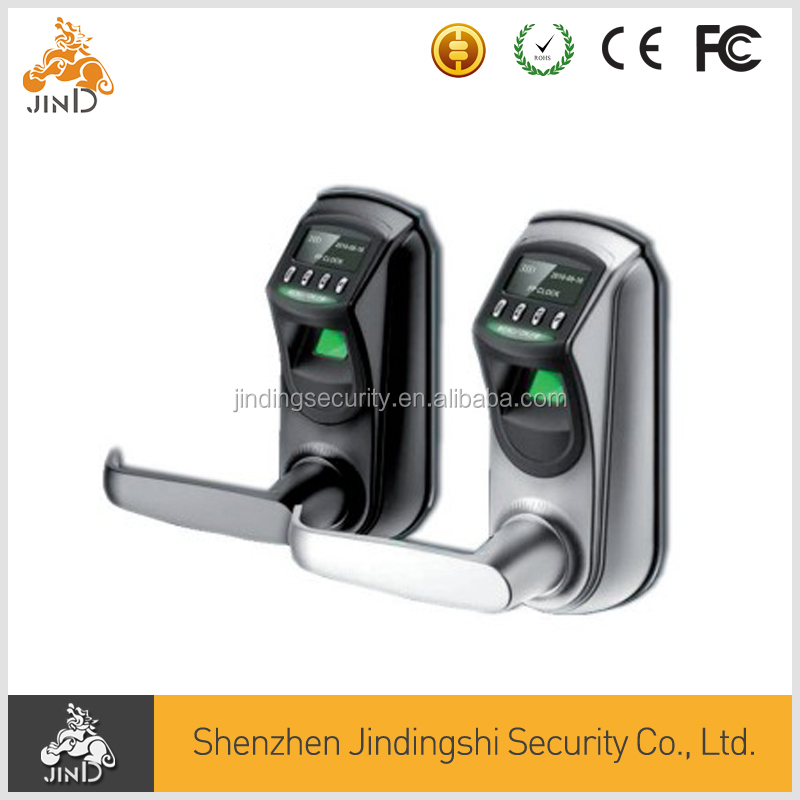 Alibaba Fingerprint Door Lock , USB Mash Disk door Lock