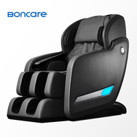 Unique Style 3D Massage Chair With Foot Roller Music Feature blood circulation massager legs