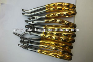 Dental Extracting Forceps Assorted