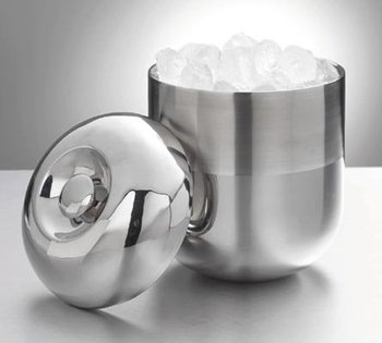 apple ice bucket