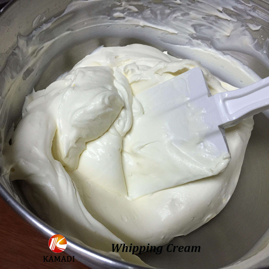 Halal Vegetable Fat Whipping Cream