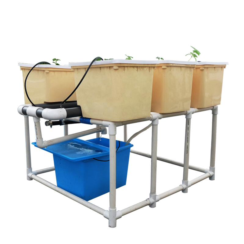 Complete Garden Hydroponic Tomato Dutch Bucket Grow system