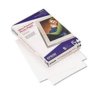 Epson® S042181 - PAPER,ULT PRM PHT,4X6,GLS