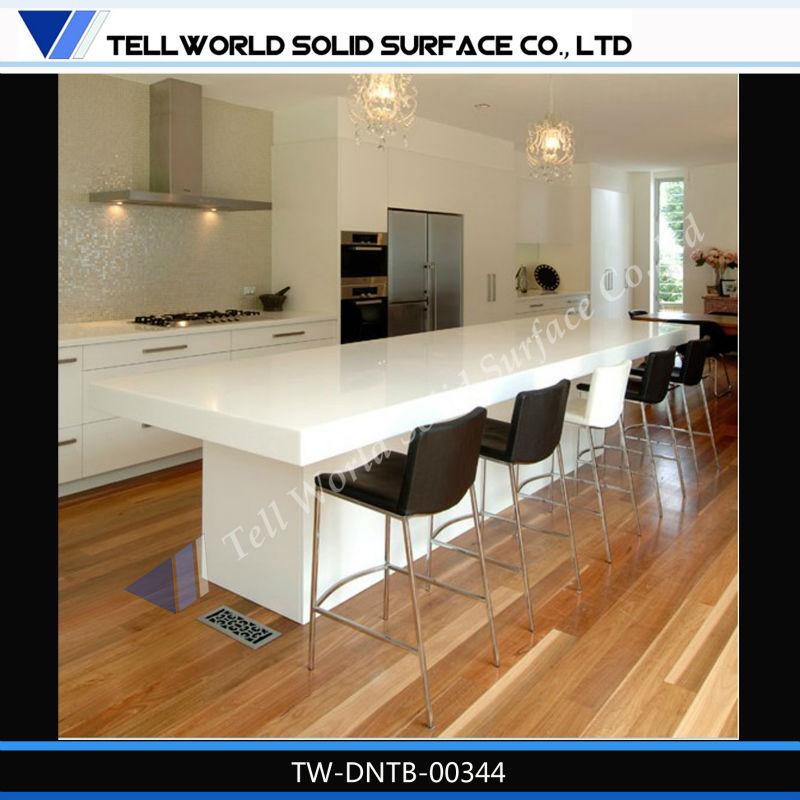 Contemporáneo de alta calidad mesas de marmol blanco estilo ...