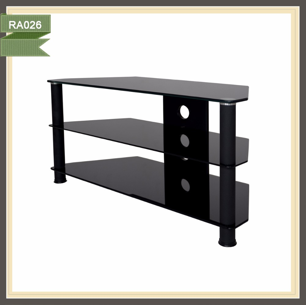 Simple design corner tv stand furniture Up to 37""