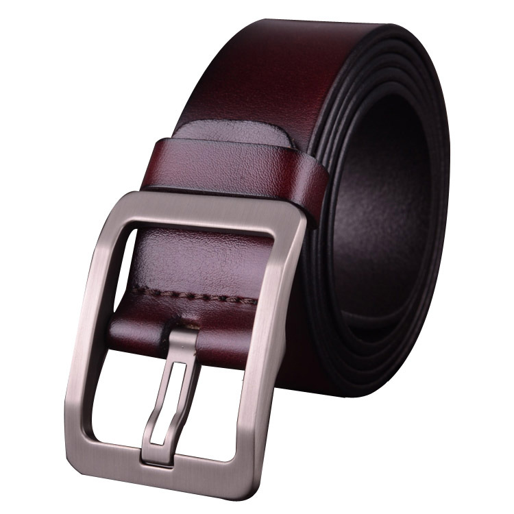 2015 hot fashion designer men belts leather genuine classic jeans pin buckle male strap luxury mens belts for men black cintos