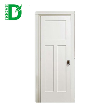 Modern 6 Panel Interior Doors With Frame Interior Hdf Moulded Wood ...