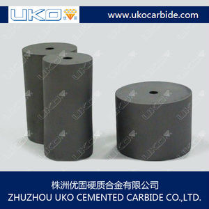 Tungsten Carbide Trimming Dies For Flange and Collar Bolt Tool Parts