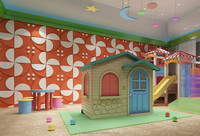 wall paneling home with 3d embossed pattern
