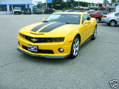 2010 Chevrolet Camaro 2ss Rs Used Cars
