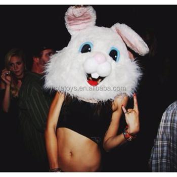 hola bunny head costume wholesale costume mascot costume costume