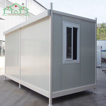 low cost wholly moveable container house