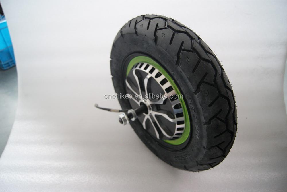 12 pouces dc lectrique roue hub moteur dans la roue pour vente roue enti re lectrique kit de. Black Bedroom Furniture Sets. Home Design Ideas