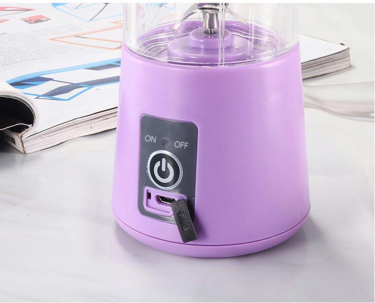 Wiederaufladbare Mixer Grinder Magnetic Charging Mixer