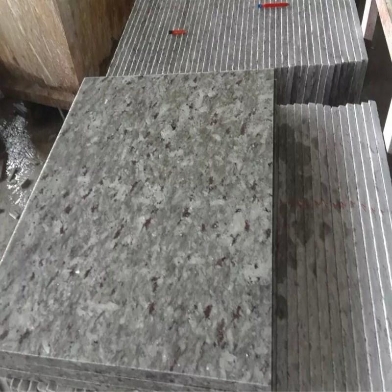 Moon White Granite Flooring Design India