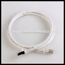 24awg utp PVC/LSZH cat6 fl copper lan cable