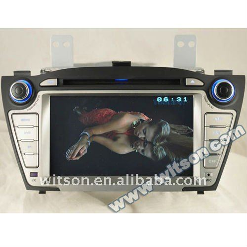 WITSON hyundai ix35 gps android with Built-in TV tuner