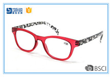 Wholesale fake designer indestructible optics reading glasses