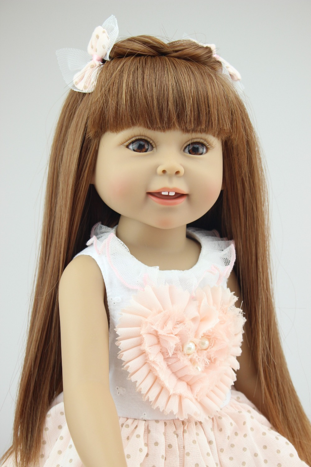Incredible Hairstyles For Ag Dolls With Long Hair Baby Dolls Ideas Hairstyles For Women Draintrainus
