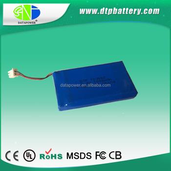 3.7v Lipo Batteries Or Lithium Polymer Battery 102035 600mah For ...