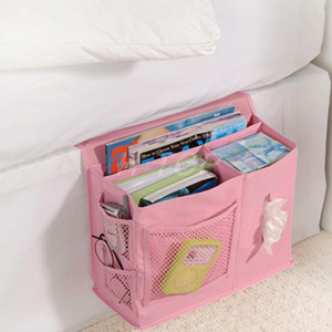2015 new design bedside caddy bed organizer