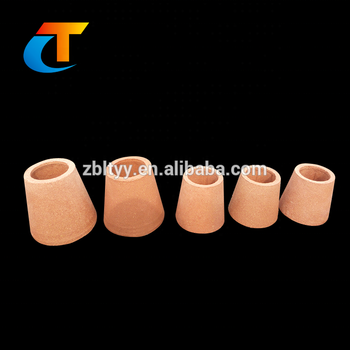 Acid-proof fire clay refractory brick