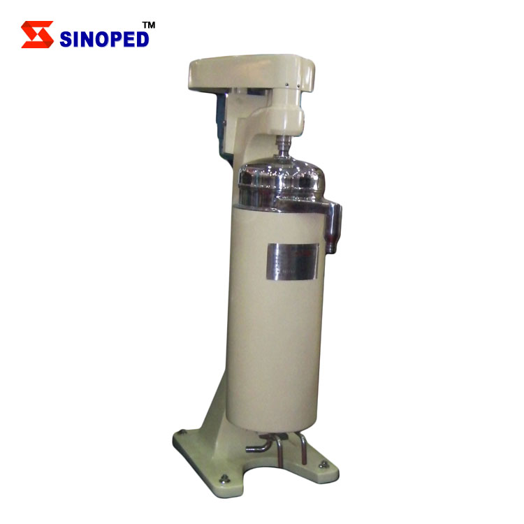 Oil-water Separator Machine Liquid-liquid Separation Tubular Centrifuge In Oil Water Separation Technologies