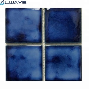 Pretty Navy blue Spa pool / Kitchen / bathroom / Swimming Pool Tile