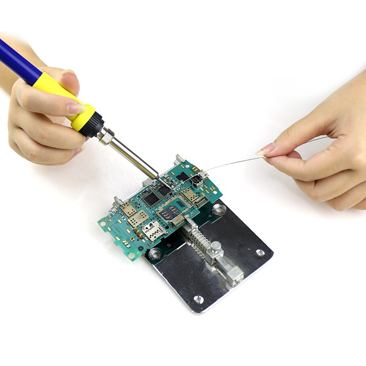BAKU BK-936N 2 in 1 50W Electric PCB Mobile Phone Soldering Iron