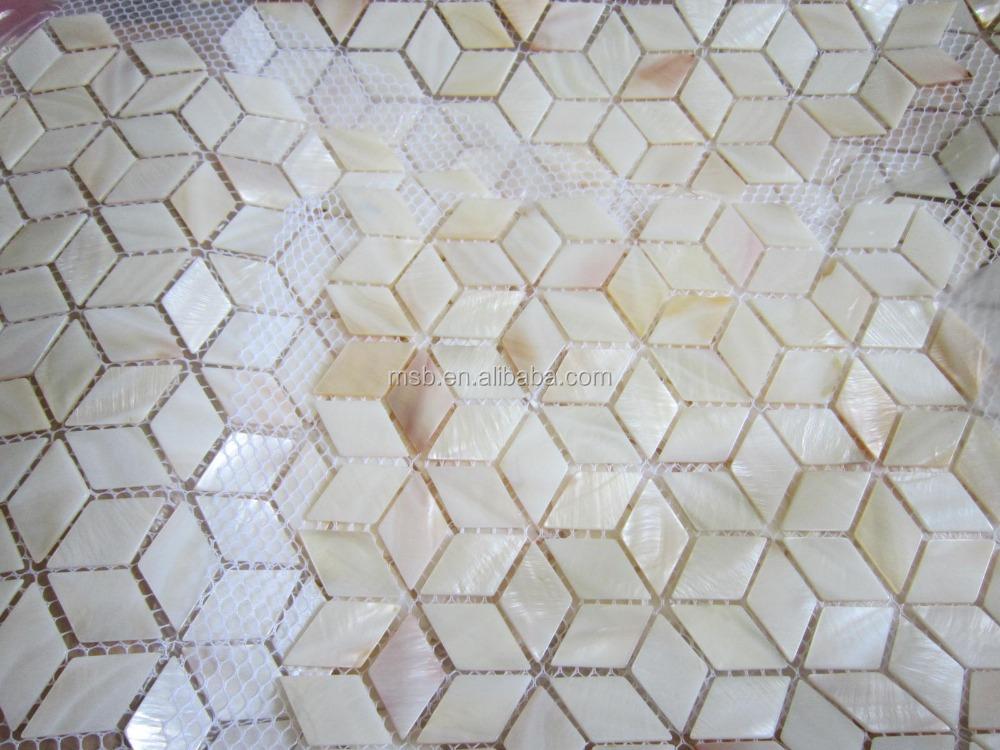 raute shell mosaik fliesen mosaik produkt id 597716796. Black Bedroom Furniture Sets. Home Design Ideas