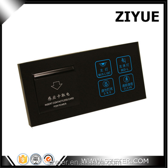 IC energy saving switch for hotel Max Load 30A/6000W