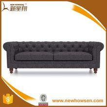 Modern Design Middle East Style Cane Sofa Set Living Room Furniture