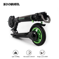 Koowheel E1 self balancing two wheeler electric scooter scooters for adults wheels