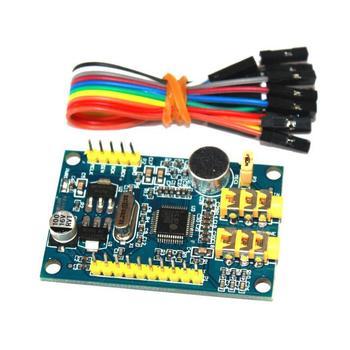 Vs1053 Module Mp3 Player Audio Decoding Stm32 Microcontroller Development  Board - Buy Vs1053 Module,Can Bus Module,Tja1050 Receivers Spi Protocol